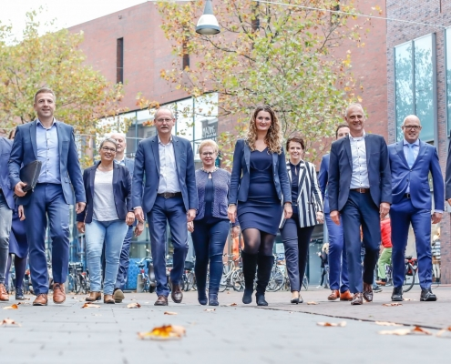 Financieel inzicht team